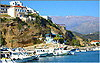 Agia Galini: Port and Ida mountains